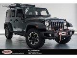 2016 Black Jeep Wrangler Unlimited Rubicon Hard Rock 4x4 #128000558