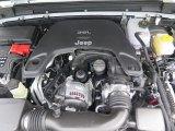 Jeep Wrangler Engines