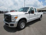 2015 Oxford White Ford F250 Super Duty XLT Super Cab #128000756