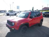 2018 Colorado Red Jeep Renegade Trailhawk 4x4 #128000640