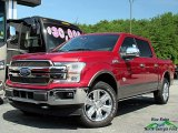 2018 Ruby Red Ford F150 King Ranch SuperCrew 4x4 #128027821