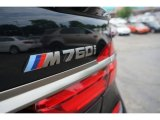 BMW 7 Series 2018 Badges and Logos