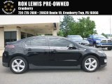 2013 Black Chevrolet Volt  #128037550