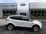 2013 White Platinum Metallic Tri-Coat Ford Escape Titanium 2.0L EcoBoost 4WD #128037591