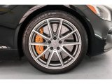 Mercedes-Benz AMG GT S 2016 Wheels and Tires