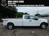 2018 Oxford White Ford F150 XL SuperCab 4x4 #128051273