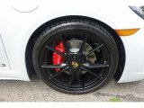 Porsche 718 Boxster Wheels and Tires