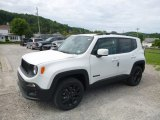 2018 Alpine White Jeep Renegade Latitude 4x4 #128051348