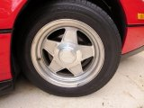 Ferrari 328 1989 Wheels and Tires