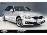 2018 Glacier Silver Metallic BMW 3 Series 330i Sedan #128076382