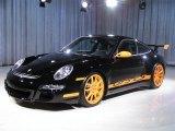 2008 Black/Orange Porsche 911 GT3 RS #122250