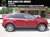 2014 Ruby Red Ford Edge Limited #128089817