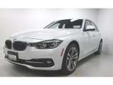 2018 Mineral White Metallic BMW 3 Series 330i xDrive Sedan #128114595