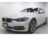 2018 Mineral White Metallic BMW 3 Series 330i xDrive Sedan #128114826