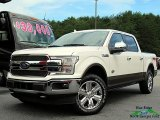 2018 White Platinum Ford F150 King Ranch SuperCrew 4x4 #128114451