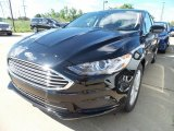 2018 Shadow Black Ford Fusion Hybrid SE #128114775