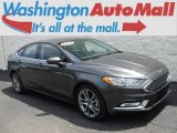 2017 Magnetic Ford Fusion SE AWD #128114613