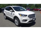 2018 White Platinum Ford Escape SE 4WD #128137868