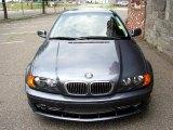 2003 Steel Blue Metallic BMW 3 Series 330i Coupe #12797346