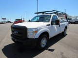 2015 Oxford White Ford F250 Super Duty XL Regular Cab #128152159