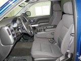 2018 Chevrolet Silverado 1500 Interiors