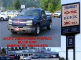 2003 Arrival Blue Metallic Chevrolet Silverado 1500 LS Regular Cab #12812200