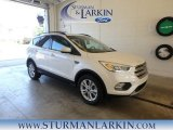 2018 White Platinum Ford Escape SEL 4WD #128172493