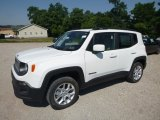 2018 Alpine White Jeep Renegade Latitude 4x4 #128172559