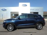 2015 Midnight Sapphire Metallic Lincoln MKC AWD #128197537