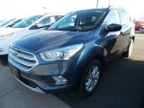 2018 Blue Metallic Ford Escape SEL 4WD #128197476