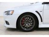 Mitsubishi Lancer Evolution Wheels and Tires