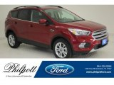 2018 Ruby Red Ford Escape SE #128197430