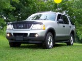 2003 Silver Birch Metallic Ford Explorer XLT 4x4 #12811766