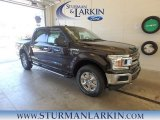 2018 Magma Red Ford F150 XLT SuperCrew 4x4 #128217357