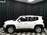 2018 Alpine White Jeep Renegade Latitude #128217162