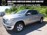 2019 Billett Silver Metallic Ram 1500 Big Horn Crew Cab 4x4 #128217272