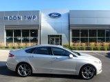 2013 Ingot Silver Metallic Ford Fusion Titanium AWD #128217439