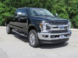 2018 Ford F350 Super Duty Lariat Crew Cab 4x4 Data, Info and Specs