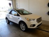 2018 White Platinum Ford Escape SEL 4WD #128248306