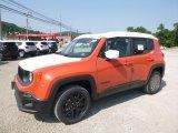 2018 Omaha Orange Jeep Renegade Latitude 4x4 #128248371