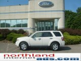 2009 Oxford White Ford Escape XLT V6 4WD #12793964