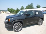 2018 Black Jeep Renegade Latitude 4x4 #128248366