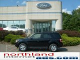 2009 Black Ford Escape XLT 4WD #12793965