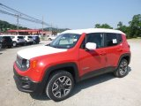 2018 Colorado Red Jeep Renegade Latitude 4x4 #128248364