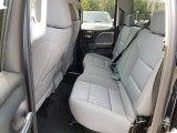 2018 Chevrolet Silverado 1500 Custom Double Cab Dark Ash/Jet Black Interior