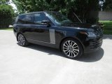 2018 Santorini Black Metallic Land Rover Range Rover Autobiography #128284375