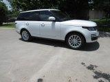 2018 Fuji White Land Rover Range Rover  #128284377