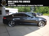 2013 Stratus Grey Metallic Jaguar XF 3.0 AWD #128286362