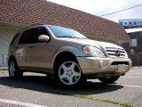 2002 Mercedes-Benz ML 55 AMG 4Matic