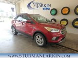 2018 Ruby Red Ford Escape SEL 4WD #128306774